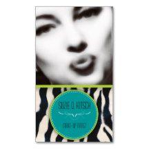 The Kitsch Bitsch : Retro Glamour Girl Business Card Kitsch, Color Combos, Cool Girl, Business Cards, Glamour, Retro, Artist, Prints, Lipsense Business Cards