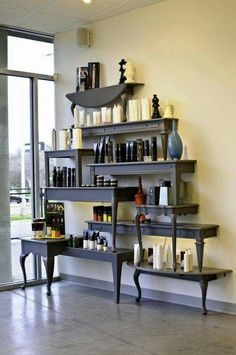 What a great way to display collections!