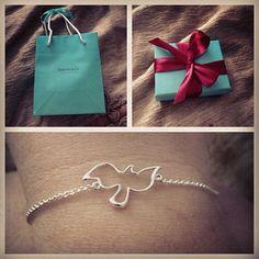 Tiffany bracelet for a Sigma Alpha Omega