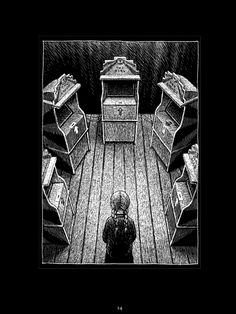 Thomas Ott- Cinema Panocticum (Black Velvet)