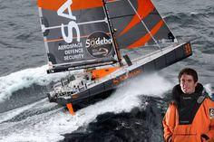 Solitaire - Safran - 60 IMOCA : le Vendée Globe pour Morgan Lagravière ! - Annonce bateaux - Annonces bateaux - Occasion Bateaux - Occasion Voiliers - Occasion voiles
