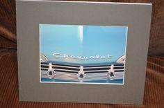 Chevrolet by Cruisincars on Etsy, $8.00