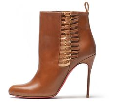 Christian Louboutin Fall 2012... like or hate? I think they're swankalicious!