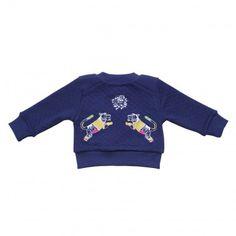 Veste brodée Tiger #modeenfants #kidsclothing  https://www.blablamonkey.com/fr/boutique/vetements-bebe/15-veste-tiger.html