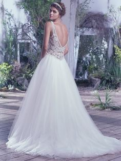 For every bride, there is a perfect wedding dress waiting to be discovered. it's all here at Maggie Sottero. your fairytale awaits. Designer Wedding Dresses, Bridal Dresses, Prom Dresses, Sheath Dresses, Tulle Ball Gown, Ball Gowns, White Wedding Gowns, Gown Wedding, Maggie Sottero Wedding Dresses