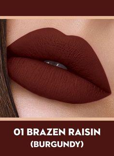 Suede Secret Matte Lipcolour - 18 Batiste Berry (Berry) - From my HoMe Lipsense Lip Colors, Lip Gloss Colors, Fall Lipstick Colors, Lip Colours, Liquid Lipstick, Makeup Lipstick, Plum Lipstick Makeup, Red Lips Makeup Look, Maybelline Lipstick