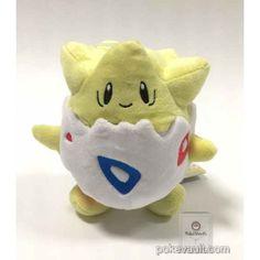 Pokemon 2016 San-Ei Allstar Collection Togepi Plush Toy