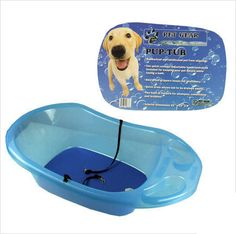 Pet Gear Pup Tub Dog Bath - this could work Dog Bath Tub, Pet Gear, Dog Bowls, Gears, Pup, Dog Products, Dogs, Babies, Shopping