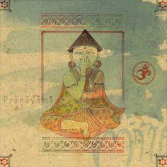 Alternate nostril breath (nadi shodhana pranayama)