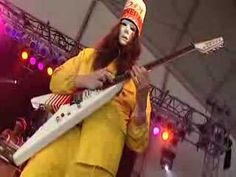 ▶ Buckethead with Claypool Bernie Worrell and Brain - YouTube  TURN IT UP AND LOOK OUT!!!!!!