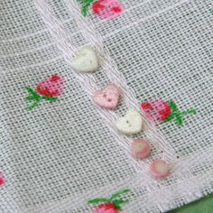 DIY: How to Make Miniature Polymer Clay Buttons for Dolls House Projects or Doll Clothes