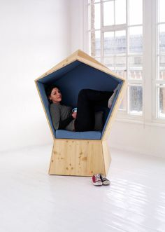 Finding Privacy in Coworking: Quiet and Call by TILT in home furnishings  Category