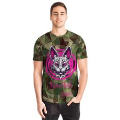 Best T Shirt Designs, I Saw, Cool T Shirts, Camouflage, Crew Neck, Short Sleeves, Army, Unisex, Tees
