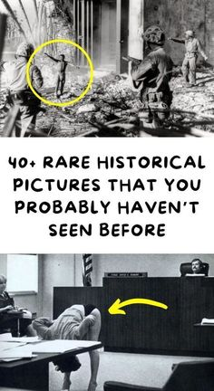 40+ Rare Historical Pictures That You Probably Haven't Seen Before
