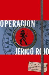 Joshua Mowll, Operación Jericó Rojo, Editorial Roca.