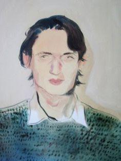 Alison Yip portrait of Richard Clements