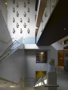 The Ashmolean Museum, Oxford // Rick Mather Architects // 2009