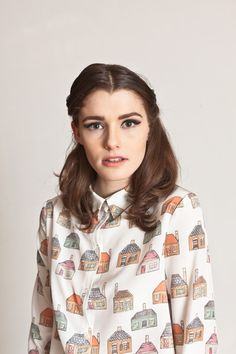 House Blouse. Even the name is awesome. CC
