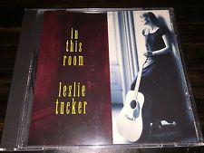 In This Room by Leslie Tucker CD Indie Folk Music Rock True Gentleman Jessie