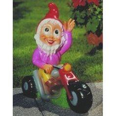 Zwerg auf Motorrad: Amazon.de: Garten, Gartenzwerg, Zwerg, Gnom, Gartenfigur, Gartendeko, Märchen, Sieben Zwerge, dwarf, garden gnome, Dekoration,