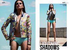 Lightning shadows webitorial for iMute Magazine