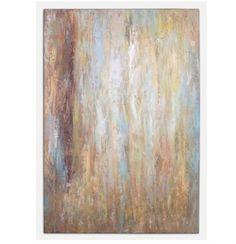 Uttermost Raindrops Canvas Wall Art