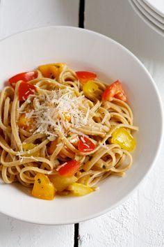 easy summer pasta | movita beaucoup