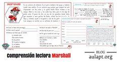LA PATRULLA CANINA. CAPÍTULO 1- MARSHALL