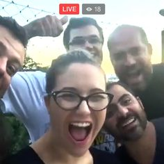 We're excited to announce new features for Facebook Live to give you more ways to discover, share, and interact with live video, and more ways to personalize your live broadcasts.