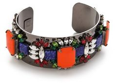 Rigby Cuff Bracelet - Lyst