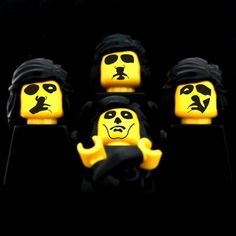 Two of my favorite things-legos and Queen!
