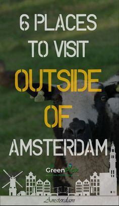 6 places to visit outside amsterdam netherlands holland what to visit