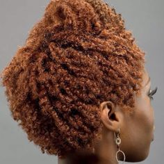 Natural Fro Hawk-Khamit Kinks (Back view)
