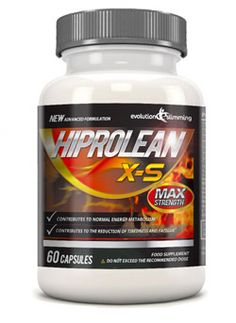 Hiprolean X-S High Strength Fat Burner (60 Capsules)