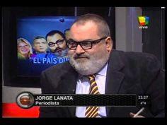 Jorge Lanata con Majul (IV): El 90 por ciento de los políticos no laburo en la vida real.
