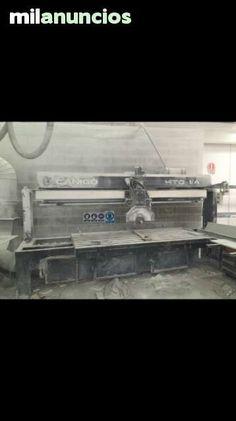 . Se vende cortador de puente para m�rmol, Marca Canigo, Modelo HTO- 1/A. Se puede ver sin compromiso. Buen estado. M�quina de ocasi�n.36