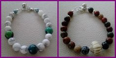 My newly handmade fashion bracelets