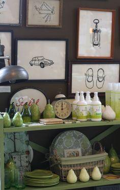 Watson Kennedy Fine Home: One of my favorite shops in Seattle