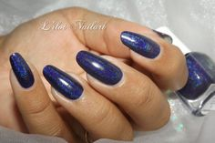 Starry Night F.u.n Lacquer_Praline et compagnie  - blog: ilotnailart - shop: praline-et-compagnie.fr