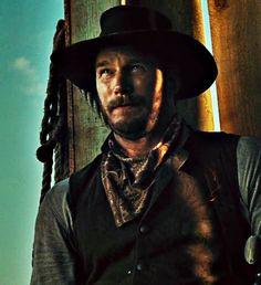 "5033d9bca9ebf the-edge-of-tonite  """"Chris Pratt as Josh Faraday in The Magnificent Seven  "" "" """