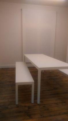 El color blanco, acompaña perfectamente cualquier tipo de de decoración.   estorweb.com