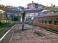 Live Steam Locomotive, Diesel Locomotive, Nottingham Station, Uk Outline, Steam Railway, British Rail, Old Trains, Train Station, Model Trains