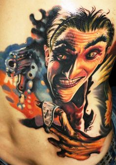 Tattoo Artist - Csaba Mullner - www.worldtattoogallery.com/tattoo_artist/csaba_mullner