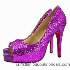 white sparkly heels!!!!   shoes   Pinterest   Sparkly heels, Heels ...