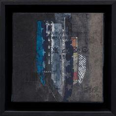 Sans Titre #1 (encadré) - 20 x 20 cm-2015