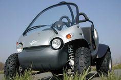 SECMA automobile