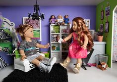 Dolly Dorm Diaries ~ Our American Girl Doll Blog Adventures