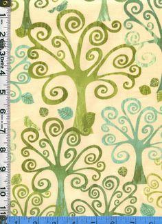 Tree fabric