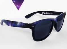 Sunglasses  Space Galaxy Nebula Custom Wayfarer by ketchupize, €34.00
