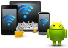 Con estas aplicaciones Android puedes transferir archivos, documentos, videos, música y más a través de una red inalámbrica WiFi